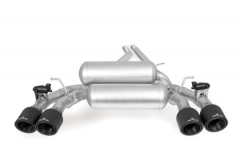 Remus Sportowy układ wydechowy z klapami M2 F87
