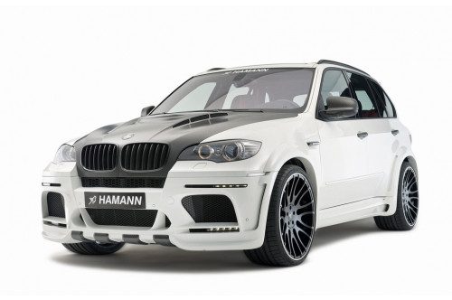 Hamann Pakiet Flash EVO M - BMW X5 M E70