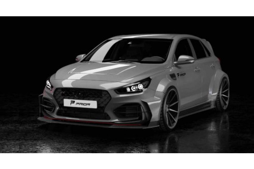 Prior Bodykit PDN30X Widebody i30N
