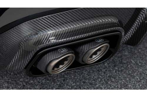 Brabus Sportowy układ wydechowy z klapami E 63 AMG W213