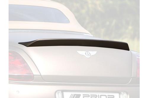 Prior Tylny spoiler Continental GT, GTC