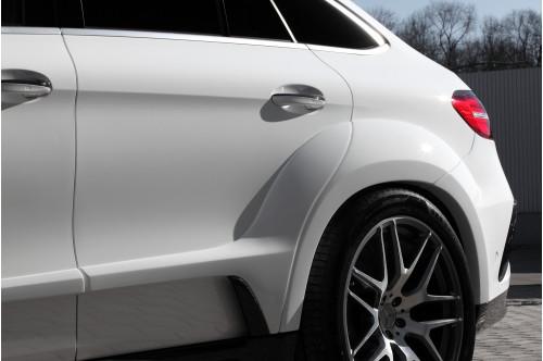 Topcar Listwy tylnych drzwi GLE Coupe C292