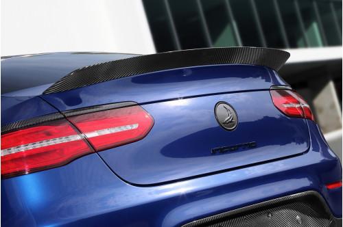 Topcar Tylny spoiler GLC Coupe C253