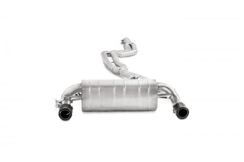 Akrapovic Sportowy układ wydechowy z klapami 340i F30 i F31