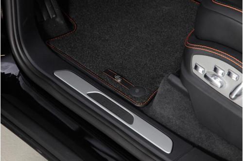 TechArt Podświetlane progi Carbon Cayenne 958