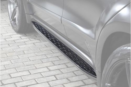 Topcar Listwy progowe GLE SUV W166
