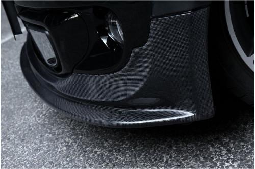 3DDesign Przedni spoiler Cooper S R55, R56