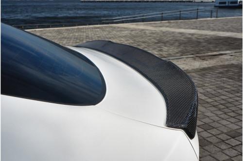 3DDesign Tylny spoiler X4 G02