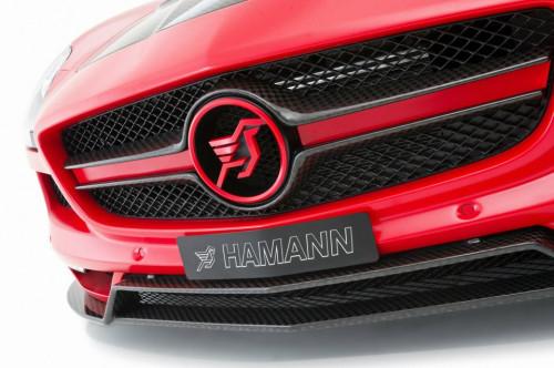 Hamann Przedni grill EVO SLS AMG