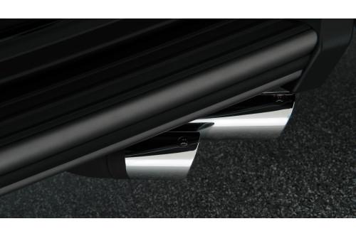 Brabus Sportowe końcówki wydechu G 350 BlueTEC W463