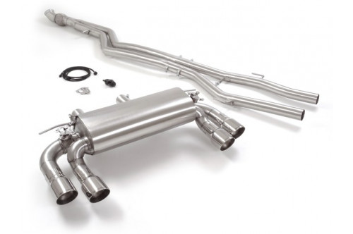 Ragazzon Sportowy układ wydechowy z klapami M2 F87