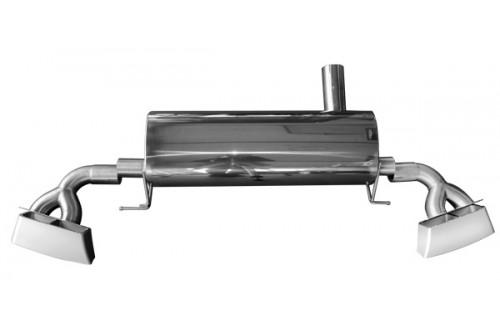 Hamann Sportowy tłumik tylny 530d G30 i G31