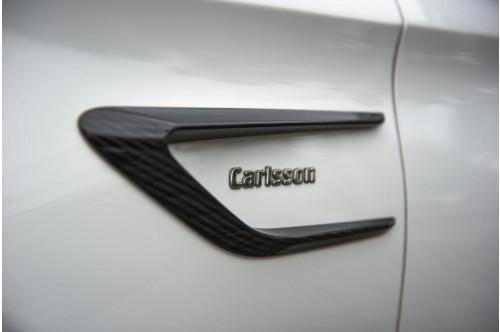 Carlsson Wloty powietrza w nadkolach C 63 AMG W205