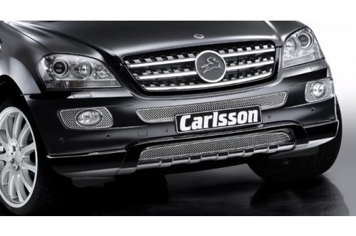 Carlsson Przedni spoiler ML W164
