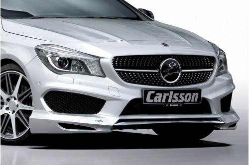 Carlsson Przedni spoiler CLA C117 i X117