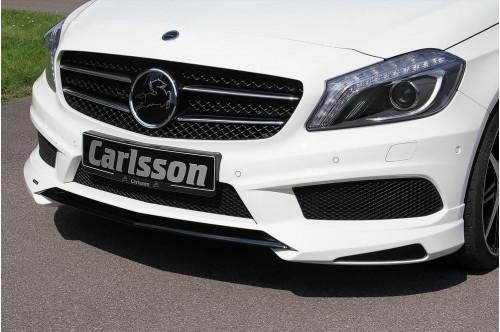 Carlsson Przedni spoiler A W176