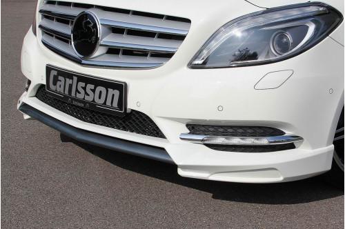 Carlsson Przedni spoiler B W246