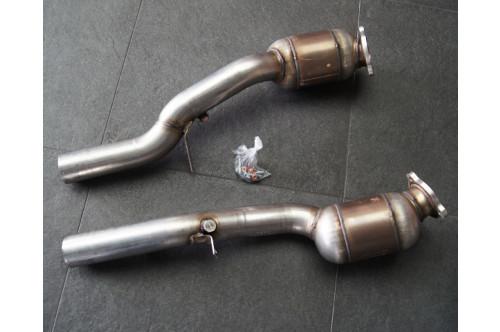 Hamann Sportowy katalizator Cayenne Turbo 958