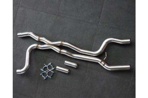 Hamann Środkowy wydech Cayenne Turbo 958