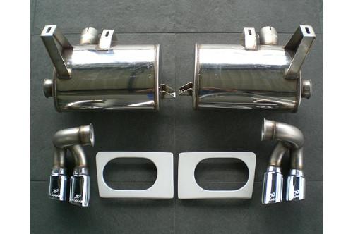 Hamann Sportowy układ wydechowy Gallardo