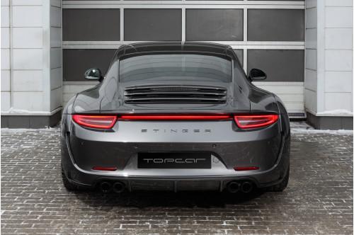 Topcar Tylny spoiler 911 991