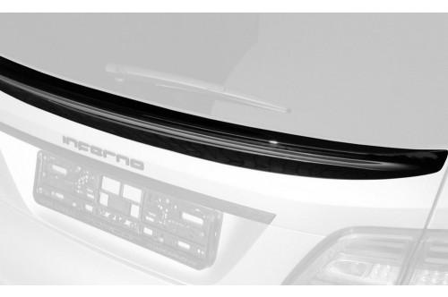 Topcar Tylny spoiler ML W166