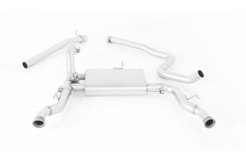 Remus Sportowy układ wydechowy z klapami 308 GTI