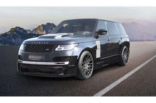 Hamann Mystere Range Rover 2013