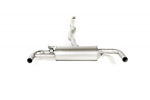 Remus Sportowy układ wydechowy z klapami Clubman F54