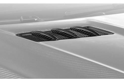 Topcar Wloty powietrza w masce GLE SUV W166