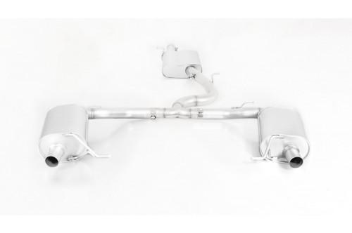 Remus Sportowy układ wydechowy Leon Cupra ST 300 4drive