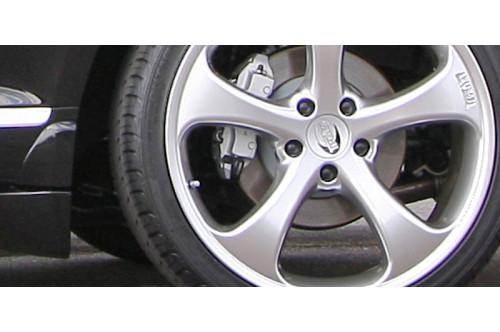TechArt Sportowy układ hamulcowy Cayenne 957 2008
