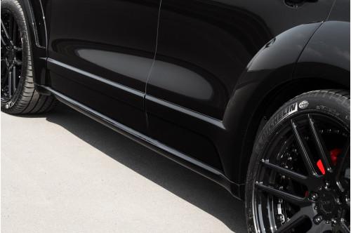 Topcar Listwy tylnych drzwi Cayenne 958 2015