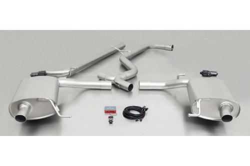 Remus Sportowy układ wydechowy z klapami Octavia III RS