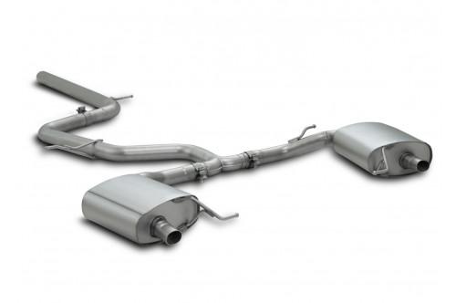 Remus Sportowy układ wydechowy Octavia RS IV