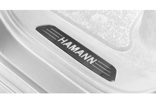 Hamann Listwy wejściowe Cayenne 958