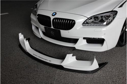 3DDesign Przedni spoiler 6 F06, F12 i F13