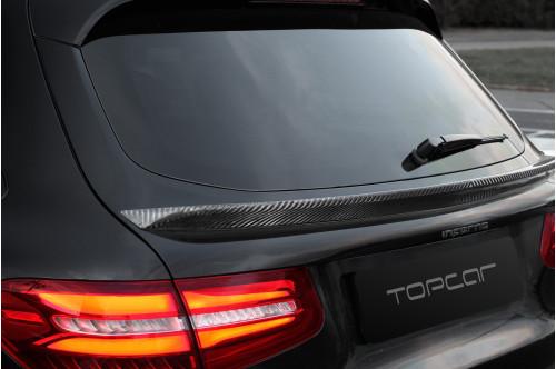 Topcar Tylny spoiler GLC SUV X253