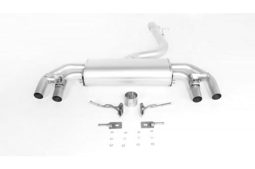 Remus Sportowy układ wydechowy z klapami Golf VII R Hatchback