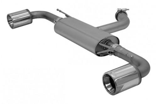 Remus Sportowy układ wydechowy Scirocco III R