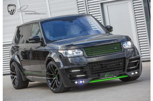Lumma Design Bodykit CLR R Range Rover 2013
