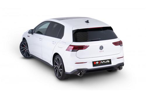 Remus Sportowy układ wydechowy Golf VIII GTI