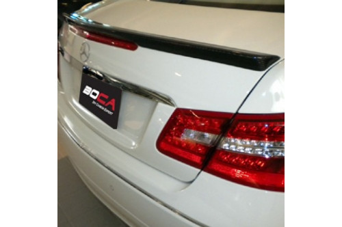 BOCA Tylny spoiler E Coupe C207