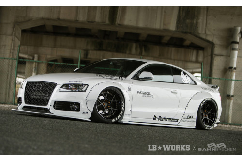 Liberty Walk Bodykit LB Works A5 8T