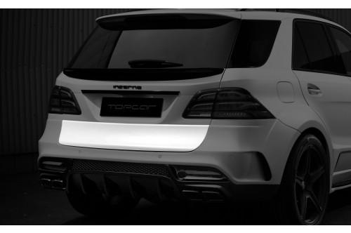 Topcar Tylna listwa GLE SUV W166