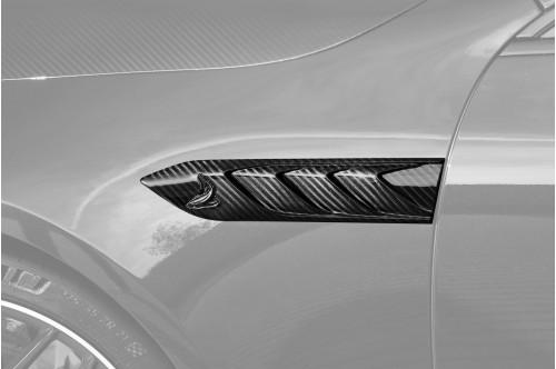 Topcar Wloty powietrza w nadkolach GT 63 X290