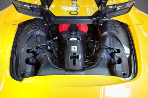 Capristo Obudowa silnika 488 Spider