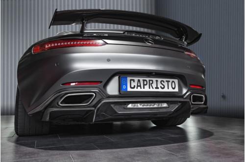 Capristo Dyfuzor AMG GT
