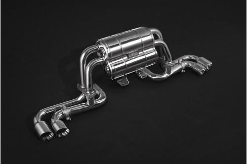 Capristo Sportowy układ wydechowy z klapami 360