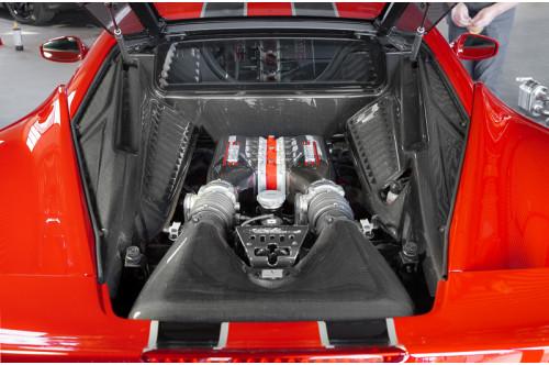 Capristo Osłony silnika 458 Italia i Speciale